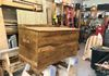Wormy Pine Hope Chests -  Aromatic Cedar Hope Chest -  4'x2'x2' starting at $400.00 ; Other sizes available; Stain selections available