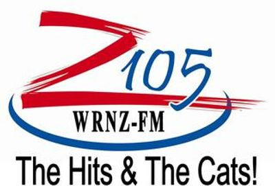 Z105 WRNZ-FM The Hits & The Cats