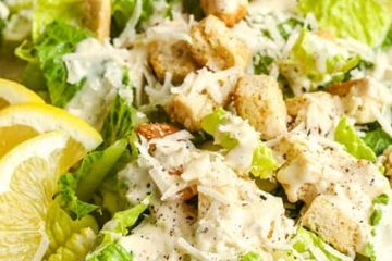 Our Classic caeser salad