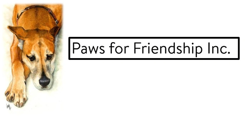 Paws For Friendship Inc