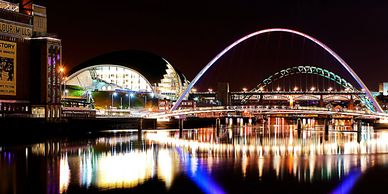 RHWE business support in Newcastle-upon-Tyne, UK