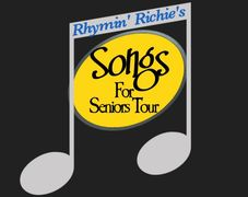 senior music programs, rhymin richie phillips, entertainment, assisted living, nursing home  music