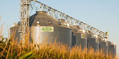 Sukup Farm Bins