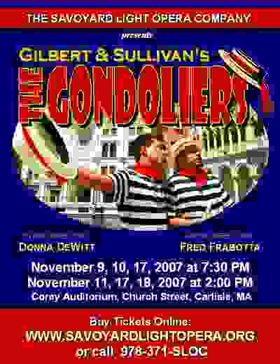 The Gondoliers  2007