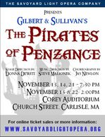 The Pirates of Penzance 2009