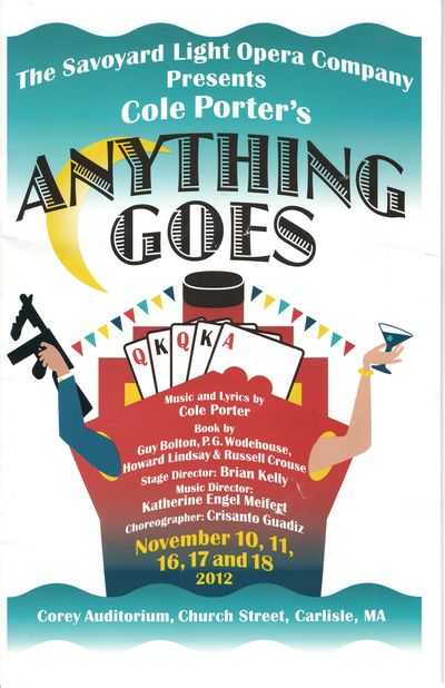 Anything Goes  2012