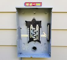 Upgrading Electrical Panel From To on