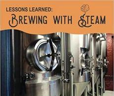 This covers the installation, operation, and maintenance of steam systems for breweries.