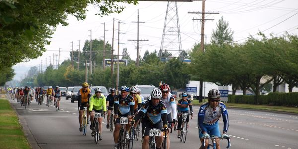 Supporting events such as this century bicycle ride