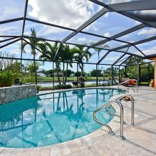 Paul Freeman's Pool Service offers services like cleaning, maintenance and repairs in Delray Beach.