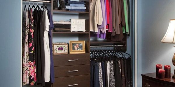 Organizers Direct reach in closet