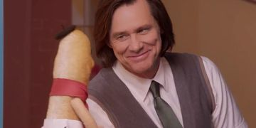 I puppeteer and voice Ennui Le Triste alongside Jim Carrey in the Showtime series Kidding!