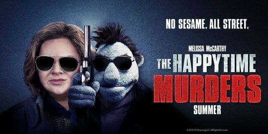 The Happytime Murders movie Melissa McCarthy puppets