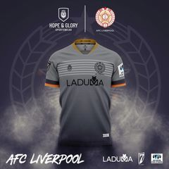 Away AFC Liverpool shirt - £40