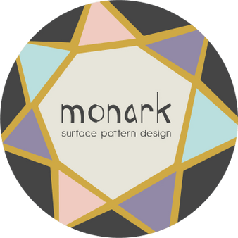 Monark Surface Pattern Design