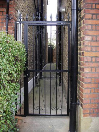 gate and grilles supplied fitted in london