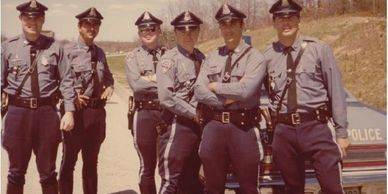 Massachusetts State Police 55 Team