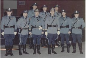 Massachusetts State Police Executive Security Team
