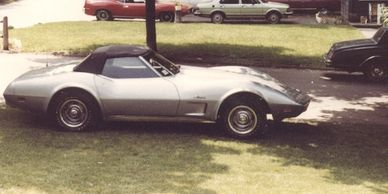 Ronald R. Scott 1974 Corvette Stingray