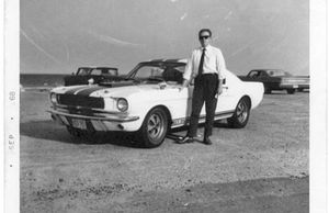 Ronald R. Scott, 1965 Shelby GT350