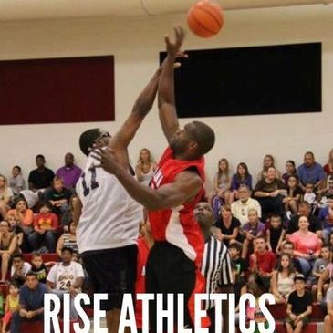Men's adult basketball leagues with Rise Athletics