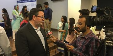 Pakistan, Rhett Power, Entrepreneurship, US Embassy
