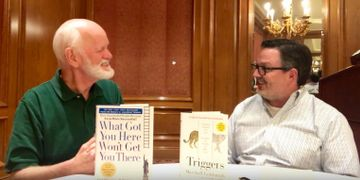 Rhett Power interview with Marshall Goldsmith