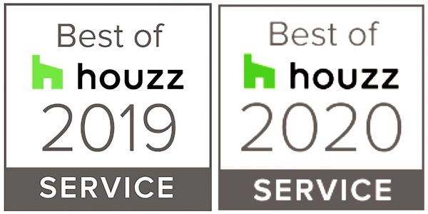 Best of Houzz.  Rated the highest level for client satisfaction by the Houzz community.  Feb 3, 2020
