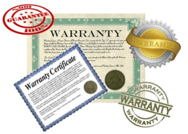 Home inspection guarantees and warranties