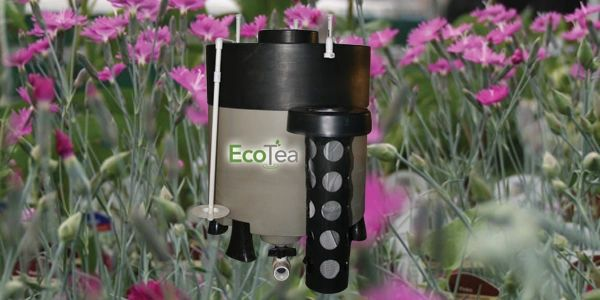 EcoTea 50 Gallon Brewing Unit / Bioreactor