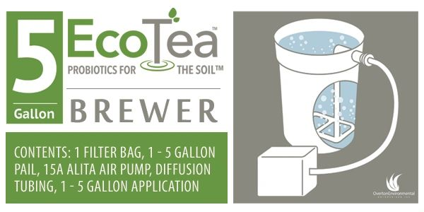 EcoTea 5 Gallon Brewer