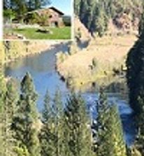 Rogue River Cabin on the Pacific Coast for sale
