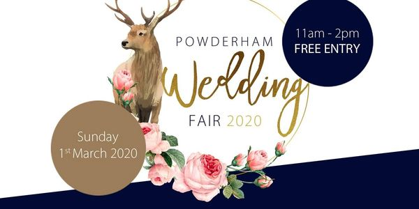 Powderham Castle Annual Wedding Show, mobile bar hire, Devon