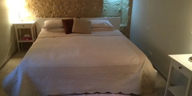 La Bergerie double or single beds