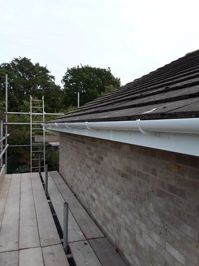 Island Imperial Roofing Fascia, Soffit & Guttering