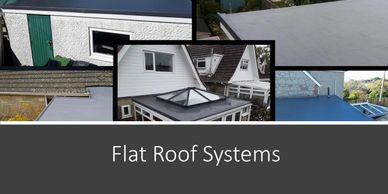 Flat Roof Systems by Island Imperial Roofing