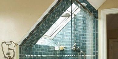 Velux Bathroom Roof Window -Island Imperial Roofing