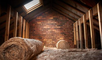 Loft Insulation - Island imperial Roofing