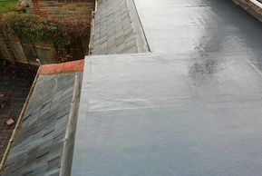 Flat Roof Repair Island Imperial Roofing Ltd