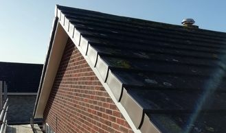 Dry Verge System Island Imperial Roofing Ltd