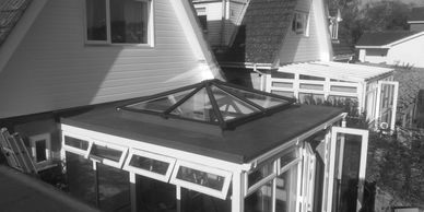 Skypod - Roof light east cowes Island Imperial Roofing