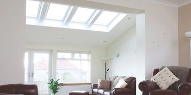 Velux Extension Roof - Island Imperial Roofing