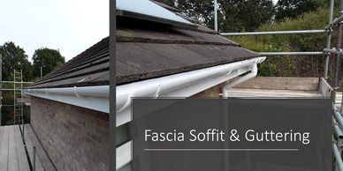 Fascia Soffit & Guttering Island Imperial Roofing