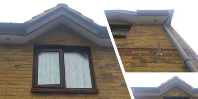 Fascia, soffit and guttering review - east cowes Island Imperial Roofing