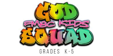 Fort Mitchell Baptist Kids Ministry logo