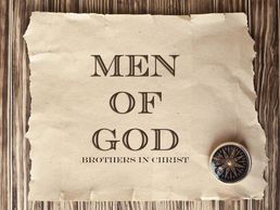 Men of Fort Mitchell Baptist Men's Ministry logo