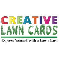 Creative Lawn Cards