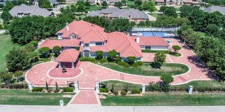 Marcus High School, Ebby, Keller Williams, sotheby's, Berkshire Hathaway, Compass, landscaped, land