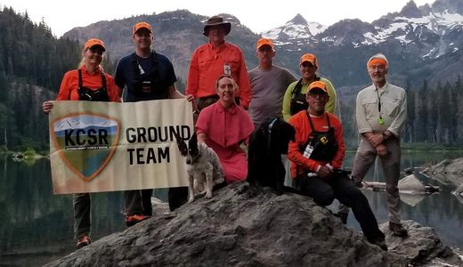 KCSR, Kittitas County SAR Ground TEam