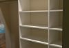 Pantry/Linen Adjustable Shelving